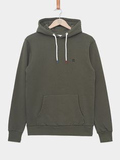 Les Deux / French Hoodie |Green