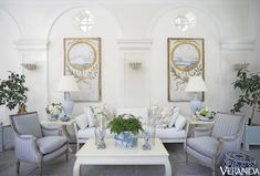 A Private Dallas Orangery By Cathy Kincaid With A Classical Design