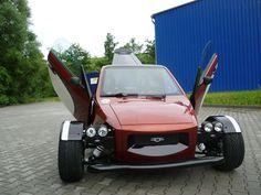 39 Best Reverse Trikes Images Vehicles Cars Futuristic Cars