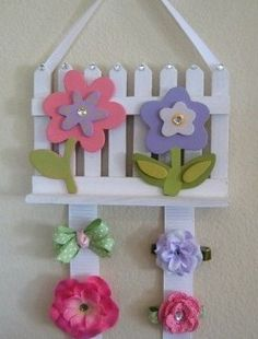 Hair clip holder