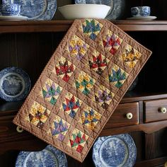 Annette Plog. Petit quilts on Etsy