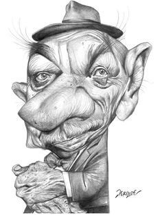 caricatures by Fernandes