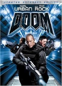 Doom (Unrated Widescreen Edition) DVD Used (Free shipping)