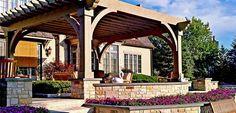 Pergolas & Patio Covers Get design ideas for backyard shade structures