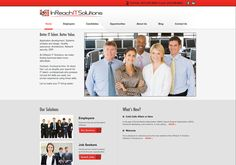 InReach IT Solutions: New Company, New Website | Web Design Services