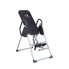 Fitnessclub Foldable Inversion Table Invert Align Therapy Fitness Chiropractic Back Relief ** Visit the image link more details. (This is an affiliate link) #InversionEquipment