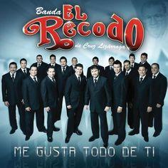 """""""ME GUSTA TODO DE TI"""" Banda El Recodo"""
