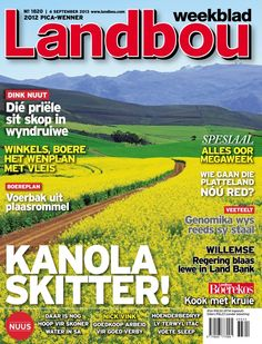 Landbouweekblad Afrikaans Magazine - Buy, Subscribe, Download and Read Landbouweekblad on your iPad, iPhone, iPod Touch, Android and on the web only through Magzter