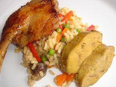 Paella, Chicken, Recipes, Food, Essen, Meals, Ripped Recipes, Yemek, Eten