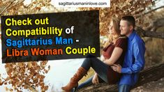 Check out Compatibility of Sagittarius Man - Libra Woman Couple Libra Women Compatibility, Sagittarius Man In Love, Interesting Conversation, Relationship, Humor, Woman, Couples, Check, Humour