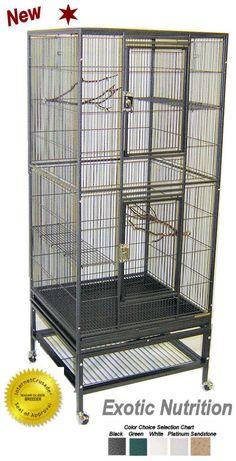Madagascar Sugar Glider Cage  $179.95