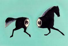 sotlylaisse:  Daniel Horowitz - Drawing of the Day