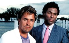 1986: MIAMI VICE is the show every popular star and up and coming actor and singer wants to be part of. No other television show since has had the astonishing guest star cast list as Miami Vice can boast. The biggest stars of that time and the up and comers who became big stars and household names still today: Bruce Willis, Willie Nelson, Liam Neeson,  Julia Roberts,  Ving Rhames,  Esai Morales, Chris Rock, Sheena Easton,  Laurence Fishburne, Tommy Chong, Wesley Snipes, Pam Grier and more.