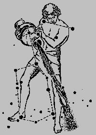 Aquarius Constellation Virgo Star Sign, Zodiac Sign Tattoos, Zodiac Signs Aquarius, Zodiac Art, Aquarius Constellation Tattoo, Aquarius Tattoo, Aquarius Images, Virgo Tattoo Designs, Watercolor Galaxy