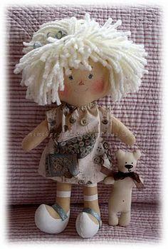 rag dolls by Mimi Haraposita