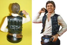 Awesome Han Solo costume tutorials