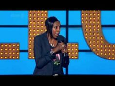 Gina Yashere Live At The Apollo EXTENDED Part 1 - YouTube ~ I love her, she is so funny!
