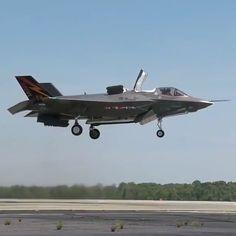 F-35 VTOL video