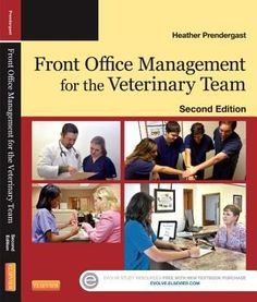 Veterinary health care team members -- The receptionist team -- Team leadership -- Veterinary ethics and legal issues -- Human resources -- Stress, burnout and compassion fatigue and more!