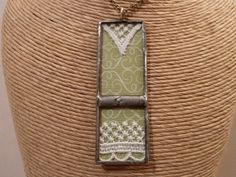 Bespoke Stained Glass Jewellery