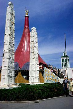Expo 67 Pavillon de l'Ethiopie
