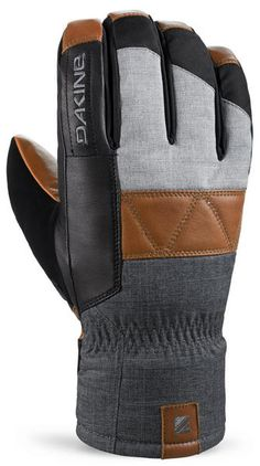 DAKINE RIDGELINE SHORT GLOVE CARBON The Ridgeline is a nice regular length cuffed glove with excellent Primaloft insulation for superior warmth. It also uses a leather palm and finger tips for extra durability and a premium feel. A great looking glove for the money and a great performing one also. #snowboards #mensnowboardskishortglove #dakinemensnowboardskiridgelineshortglove #colourcarbon