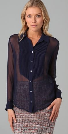 My go-to for silk blouses.