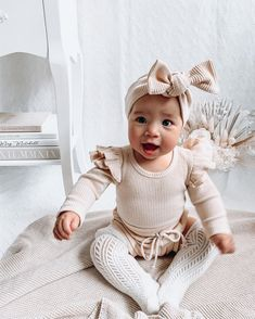 Cute Outfits For Kids, Baby Outfits, Cute Kids, Babies Fashion, Baby Girl Fashion, Cute Baby Videos, Vintage Carnival, Baby Nursery Decor, Cute Faces