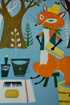 Alice and Martin Provensen | Vintage Kids' Books My Kid Loves: Funny Bunny 1950