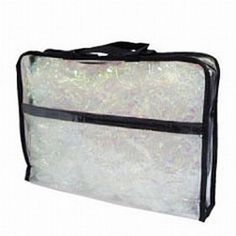 "Clear Totes Briefcase 15"" L x 11"" H x 3"" D by Clear Totes. $4.79. 15""L x 11""H x 3""D with 2 inside zipper pockets.. Clear Totes Briefcase 15""L X 11""H X 3""D. 15""L x 11""H x 3""D with 2 inside zipper pockets."
