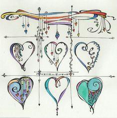 Hay corazones y corazones