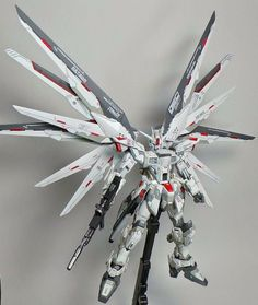 GUNDAM GUY: MG 1/100 Freedom Gundam - Customized Build by Boy Alexi