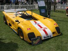 BonGrip Lola T280 Cosworth, ex Ecurie Bonnier, Le Mans Classic 2008. Jo Bonnier / Reine Wisell car from 1972.