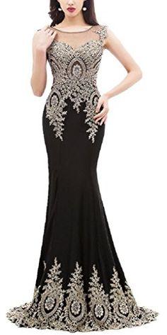TF Star Women's Embroidery Rhinestone Sleeveless Evening Prom Formal Pageant Dress Black-18 TF Star http://www.amazon.com/dp/B00YZL5X1G/ref=cm_sw_r_pi_dp_ofdbwb0NBWWW0