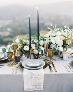 The soft, pastel hues and elegant bohemian touches give this beautiful tablescape a layer of undeniable romance