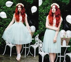 Red hair will always be a fashion Trend! We said so ;)