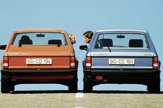 Love is..... the Opel Kadette D!
