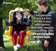 Familia.com.br | 8 Dicas Úteis Para Cuidar de um Bebê com Necessidades Especiais #Filhos #Necessidadesespeciais #Amor