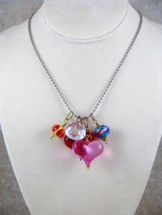 Nickel Ball Chain Necklace 30 inches with clasp. $2.00