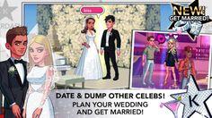 Play Kim Kardashian Hollywood game on Facebook