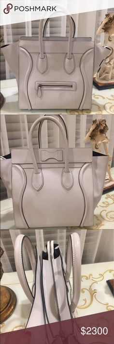 Celine bag very popular Like new, hold twice. Clean inside and out and comes with dust bag, receipt and all authenticity cards Celine Bags Hobos