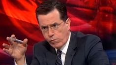 Stephen Colbert mocks Bible-loving Okla. lawmakers for getting bamboozled by Satanists By Scott Kaufman Wednesday, May 7, 2014 8:01 EDT