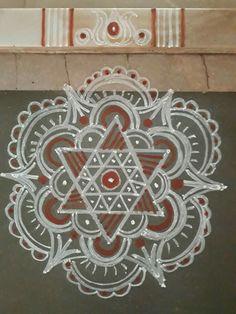 Super Ideas For Tattoo Simple Small Jewelry Beautiful Rangoli Designs, Kolam Designs, Compass Drawing, Padi Kolam, Special Rangoli, Rangoli Ideas, Indian Rangoli, Simple Rangoli, Sleeve Tattoos For Women