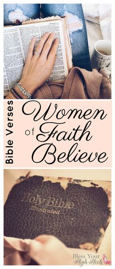 Best Bible Verses For Women Of Faith!
