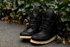 Ronnie Fieg for Sebago Fall/Winter 2012 Bergen & King's Point Boots