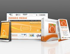 """Check out new work on my @Behance portfolio: """"MONDO MEDIA® eBusiness-Systems GmbH"""" http://on.be.net/1O9SwW2"""
