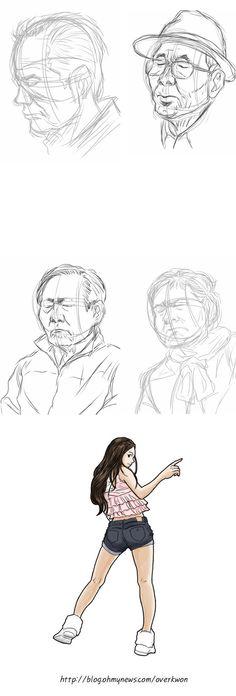 http://blog.ohmynews.com/overkwon/530866 오버권 아이패드 스케치 overkwon iPad sketch