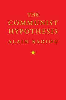 Alain Badiou walks among us...