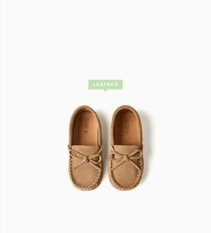 LEATHER LOAFERS-NEW IN-BABY BOY | 3 months-4 years-KIDS | ZARA United Kingdom
