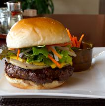 Bachi Burger - Asian flavors, asian-inspiration, and gourmet cooking infused into the All-American classic.   Most amazing and unique burger you'll ever taste! (Las Vegas, NV)